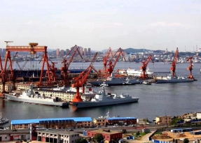 As of May this year, China's cumulative shipbuilding orders are still the world's largest, accountin